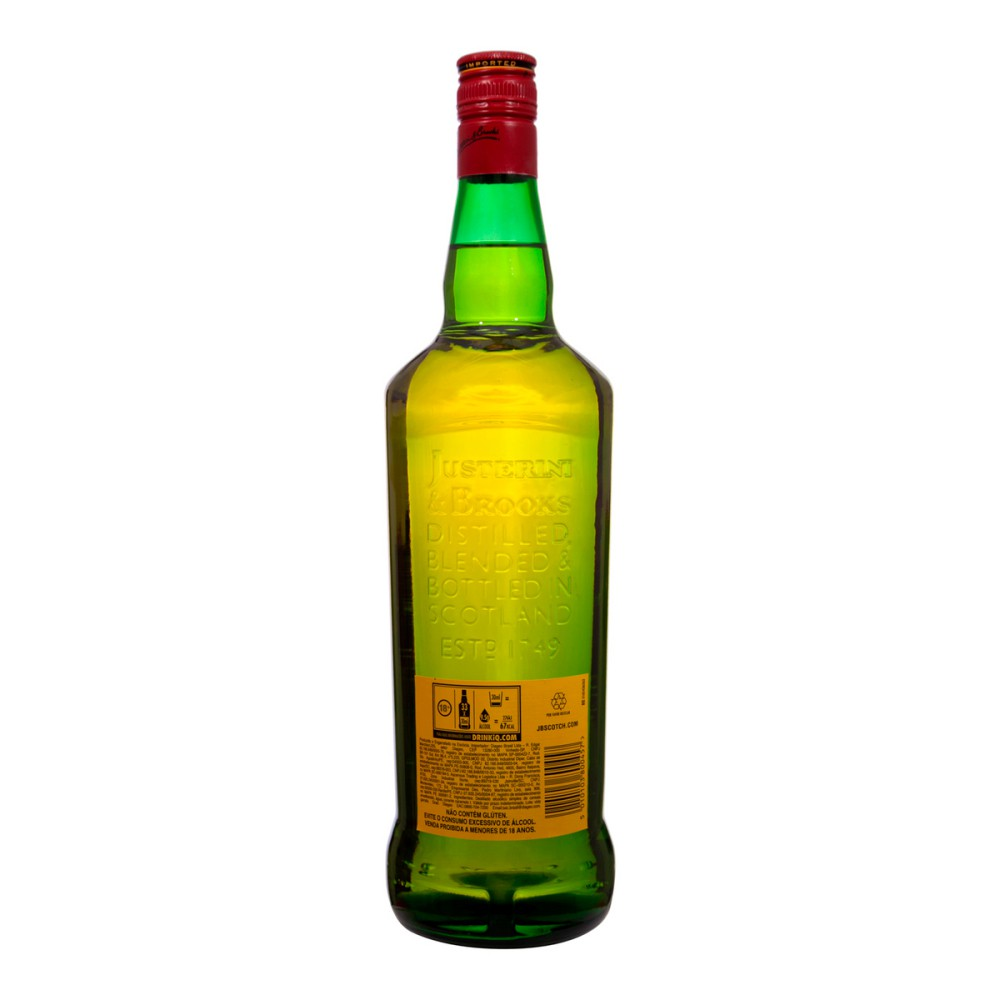 Whisky J&B Rare 1L - Diageo