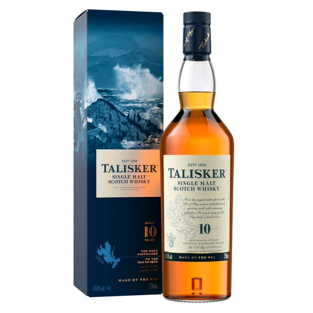 Whisky Talisker 750ml