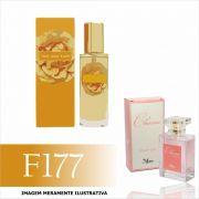 Perfume F177 Inspirado no Vanilla Lace da Victoria's Secret Feminino