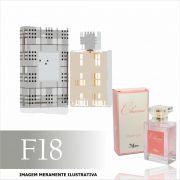 Perfume F18 Inspirado no Burberry Brit da Burberry Feminino