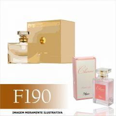 Perfume F190 Inspirado no Bvlgari Pour Femme da Bvlgari Feminino
