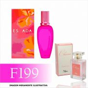 Perfume F199 Inspirado no Tropical Punch da Escada Feminino