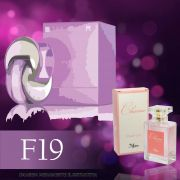Perfume F19 Inspirado no Omnia Amethyste da Bvlgari Feminino