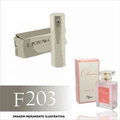 Perfume F203 Inspirado no Emporio Armani da Giorgio Armani Feminino