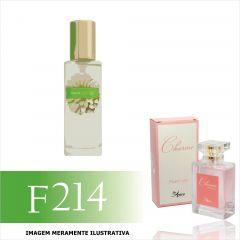 Perfume F214 Inspirado no Pear Glace da Victoria's Secret Feminino