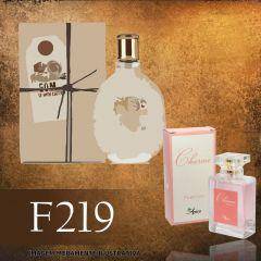 Perfume F219 Inspirado no Fuel For Life da Diesel Feminino