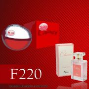 Perfume F220 Inspirado no DKNY Red Delicious da Donna Karan Feminino