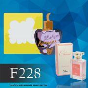Perfume F228 Inspirado no Lolita Lempicka da Lolita Lempicka Feminino
