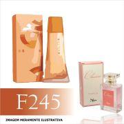 Perfume F245 Inspirado no Obelisk da Água de Cheiro Feminino
