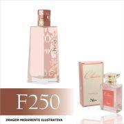 Perfume F250 Inspirado no Rhea da O Boticário Feminino
