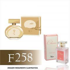 Perfume F258 Inspirado no Her Golden Secret da Antonio Banderas Feminino