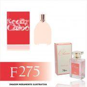 Perfume F275 Inspirado no See By Chloe da Chloe Feminino