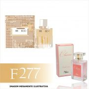 Perfume F277 Inspirado no Illicit da Jimmy Choo Feminino