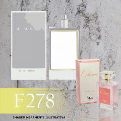 Perfume F278 Inspirado no Calandre da Paco Rabanne Feminino