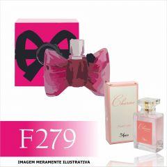 Perfume F279 Inspirado no Bonbon da Viktor & Rolf Feminino