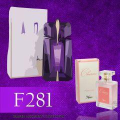 Perfume F281 Inspirado no Alien da Thierry Mugler Feminino