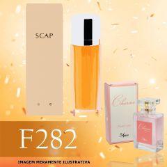 Perfume F282 Inspirado no Escape da Calvin Klein Feminino