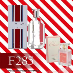 Perfume F285 Inspirado no Tommy Girl da Tommy Hilfiger Feminino