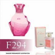 Perfume F294 Inspirado no Floratta In Rose da O Boticário Feminino