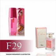 Perfume F29 Inspirado no Egeo Dolce da O Boticário Feminino