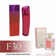 Perfume F30 Inspirado no Escada Magnetism da Escada Feminino