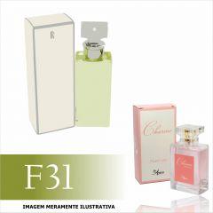 Perfume F31 Inspirado no Eternity da Calvin Klein Feminino