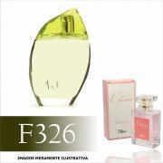 Perfume F326 Inspirado no Arbo da O Boticário Feminino