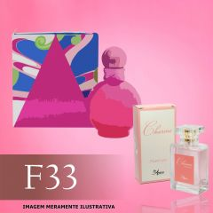 Perfume F33 Inspirado no Fantasy da Britney Spears Feminino