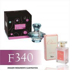 Perfume F340 Inspirado no Curious da Britney Spears Feminino