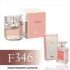 Perfume F346 Inspirado no Femme Hugo Boss da Hugo Boss Feminino