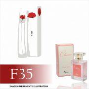Perfume F35 Inspirado no Flower By Kenzo da Kenzo Feminino