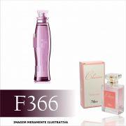 Perfume F366 Inspirado no Lua da Natura Feminino