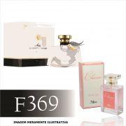 Perfume F369 Inspirado no Mon Jasmin Noir da Bvlgari Feminino