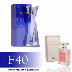 Perfume F40 Inspirado no Hypnôse da Lancôme Feminino