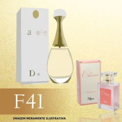 Perfume F41 Inspirado no Jadore da Christian Dior Feminino