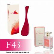 Perfume F43 Inspirado no Kenzo Amour da Kenzo Feminino