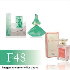 Perfume F48 Inspirado no Laguna da Salvador Dali Feminino