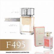 Perfume F495 Inspirado no Azzaro Pour Elle da Azzaro Feminino