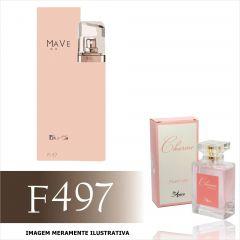Perfume F497 Inspirado no Boss Ma Vie da Hugo Boss Feminino