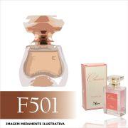 Perfume F501 Inspirado no Elysee da O Boticário Feminino