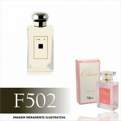Perfume F502 Inspirado no English Pear & Freesia da Jo Malone Feminino