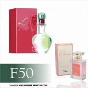 Perfume F50 Inspirado no Live da Jennifer Lopez Feminino