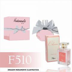 Perfume F510 Inspirado no Mademoiselle da Azzaro Feminino