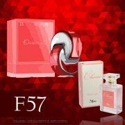 Perfume F57 Inspirado no Omnia Coral da Bvlgari Feminino