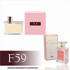 Perfume F59 Inspirado no Prada da Prada Feminino