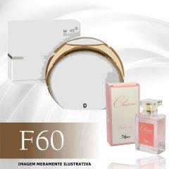 Perfume F60 Inspirado no Presence D'une Femme da MontBlanc Feminino