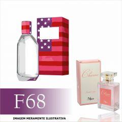 Perfume F68 Inspirado no Tommy Girl Summer da Tommy Hilfiger Feminino
