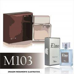 Perfume M103 Inspirado no Euphoria da Calvin Klein Masculino
