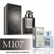 Perfume M107 Inspirado no Gucci Pour Homme da Gucci Masculino
