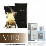 Perfume M110 Inspirado no Hypnôse Homme da Lancome Masculino